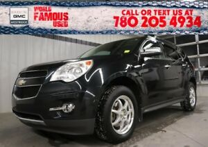 2012 Chevrolet Equinox LT w/2LT. Text 780-205-4934 for more info