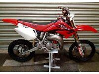 Honda cr85 85 cr rm yz kx