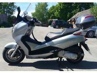 2009 Honda 125cc S-WING