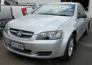 2008 Holden Commodore VE MY09.5 Omega Silver 4 Speed Automatic Utility Kadina Copper Coast Preview