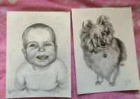 DO PORTRAITS FOR YOU! ONLY $30