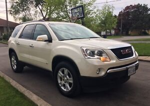 2010 GMC Acadia SUV, Great Condition