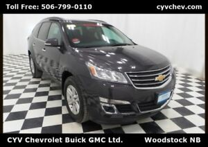 2014 Chevrolet Traverse 1LT - 7 Passenger, Rear Camera & Remote