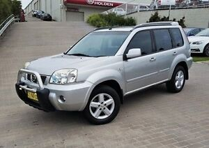2006 Nissan X-Trail T30 II TI-L Silver 4 Speed Automatic Wagon Windsor Hawkesbury Area Preview