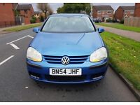 Vw Gold Mk5 1.6 Petrol Great condition
