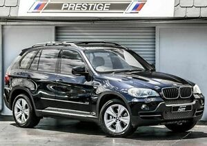 2007 BMW X5 E70 3.0SI Executive Blue 6 Speed Steptronic Wagon Albion Brisbane North East Preview