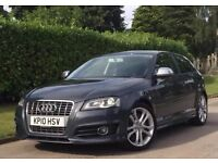 Audi s3 lady owner 2keys full Audi history 10 reg