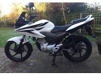Honda cbf 125(moped, piaggio gilera )