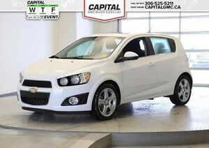 2016 Chevrolet Sonic LT HB *Heated Seats - Remote Start - Back U