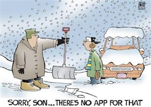 RESIDENTIAL SNOW REMOVAL AND SHOVELING SERVICE 6478188982