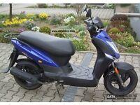 Kycmo agility 125cc