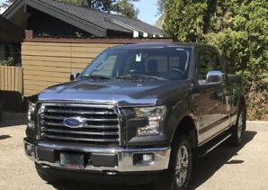 Ford F-150 XLT 2015 Great Condition Very Low Km