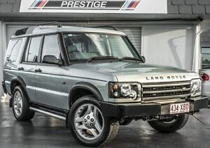 2003 Land Rover Discovery Series II Beige 4 Speed Automatic Wagon Albion Brisbane North East Preview