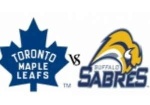 Toronto Maple Leafs @ Buffalo Sabres-March 25-BELOW BOX OFFICE