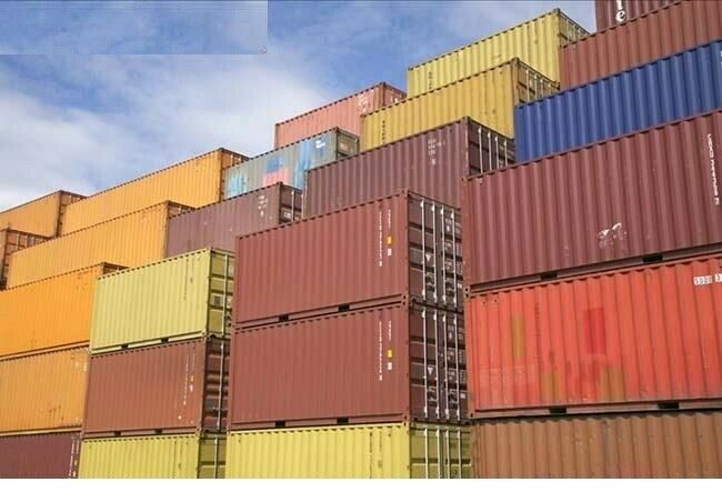 20ft & 40ft Shipping Containers At Lowest Prices - London ...