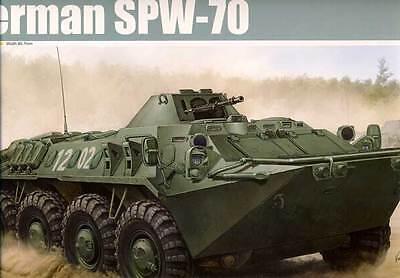 Trumpeter - German SPW-70 Radpanzer Truppentransporter Modell-Bausatz - 1:35 NEU