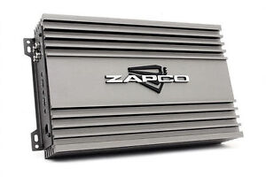 Zapco Z-150.2 | 2-Channel Class A/B Sound Q Amplifier
