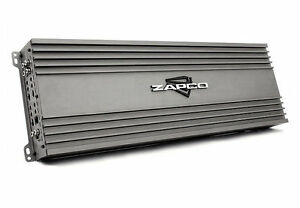 Zapco Z-150.6 | 6-Channel Class A/B Sound Q Amplifier