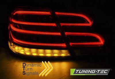 Mercedes Benz W212 E-Klasse Limousine Voll LED Rückleuchten Heckleuchten Rot