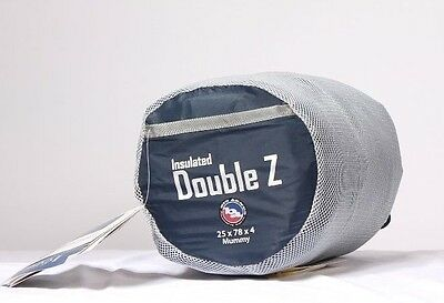 Big Agnes Double Z Insulated Sleeping Pad