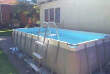 Above Ground Swimming Pool Wembley Cambridge Area Preview