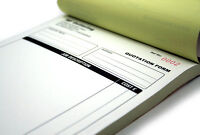 Carbonless NCR Form & Invoice Form Printing | ncrprintca.ca