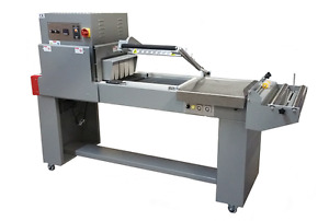 Used Cousins: LP 2100 Stretch Wrapper(110)