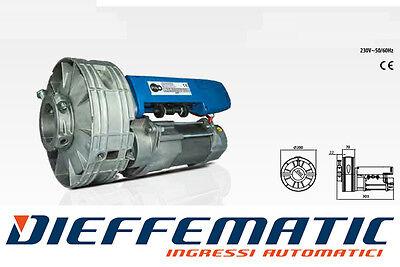 Miglior prezzo SERRANDA AUTOMATICA MOTORE ELETTRICO 230V 220V UNIVERSALE SARACINESCA 160KG