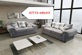 ☑️☑️ Verona Corner Or 3+2 seater Sofa