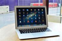 """WTD: Macbook Air 13"""" 2011 or newer"""