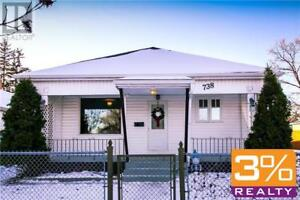 C20//Brandon/Spacious 3 bedroom house ~ by 3% Realty