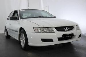 2006 Holden Commodore Executive 4 Sp Automatic 4d Sedan