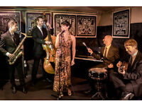 CLASSY LONDON BASED BAND AVAILABLE FOR ALL EVENTS - jazz, pop, acoustic soul, latin.