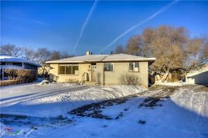 3bed/1bath bungalow with tons of upgrades and a large yard!