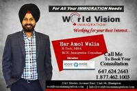 Affordable Immigration, Visit, Super Visa & Sponsorship Services