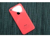 iPhone 5c coral pink