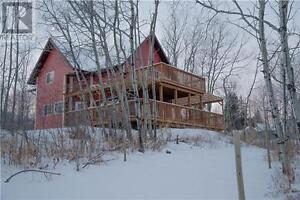 Asessippi Cabin for Rent by Lake of the Praries