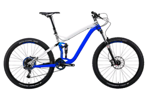 Wanted: (WANTED) Dual Suspension mountain bike