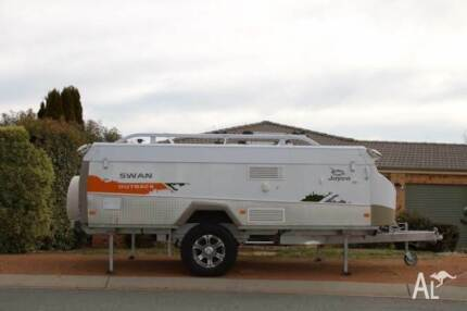 Jayco Swan Outback, 2012, with AC in Good Condition Port Hedland Port Hedland Area Preview