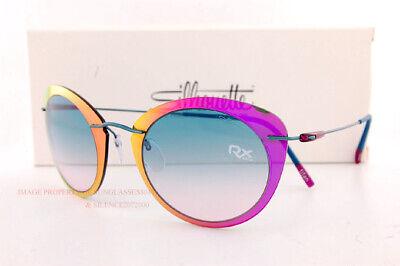nbrille Unendlichkeit Sammlung 8161 5040 Pink/Teal-Rose (Teal Sonnenbrillen)