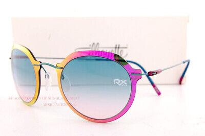 nbrille Unendlichkeit Sammlung 8695 5040 Pink/Teal-Rose (Teal Sonnenbrillen)