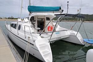 Simpson Cloud 10 Catamaran Cleveland Redland Area Preview