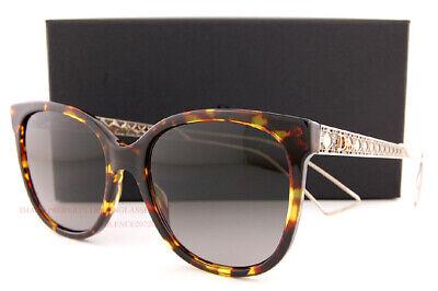 Brand New Christian Dior Sunglasses Diorama 3/S 0TGY HA Havana/Grey Women