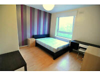HUGE DOUBLE ROOM LOCATED IN BROMLEY BY BOW