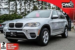 BMW X5 35i - New Tires 2011