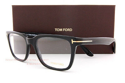 Brand New Tom Ford Eyeglass Frames 5304 001 BLACK for Men Size 54mm