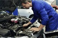 Looking for a car mechanic * Full Time Work * JOB