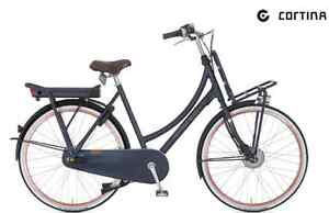 Retro Electrical Bike 50 inch- from the Netherlands