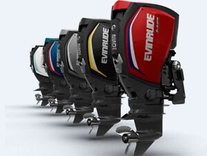 New Evinrude Etec G2 Outboard Motors NOW AVAILABLE