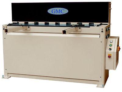 New Gmc Hs-0810md Deluxe 8 X 10 Gauge Hydraulic Shear